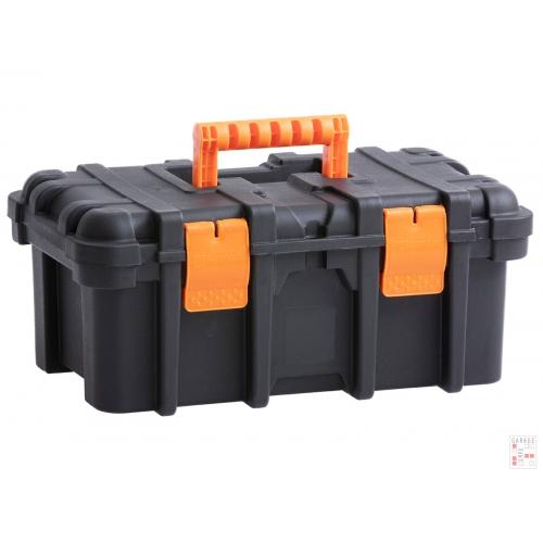 Caja De Herramientas Con Bandeja de 15  litros
