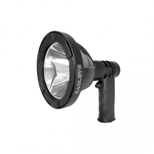Foco de mano o reflector con LED T6 - 10W