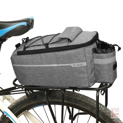 Bolso Para Parrilla Bicicleta Impermeable Porta Caramañola