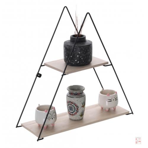 Repisa Estante Triangular Metaltru