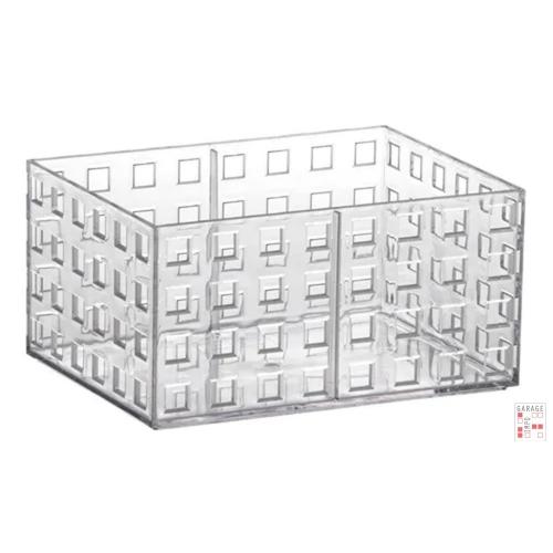 Caja Apilable Chica Cristal