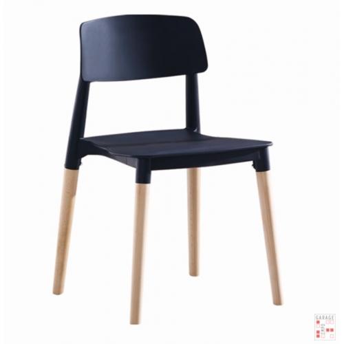 Silla Estilo Eames Belloch Diseño Nordico