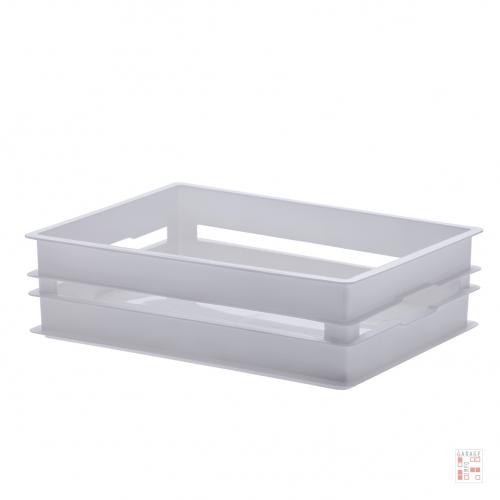 Cesto Organizador Bajo 40 Cm Plástico