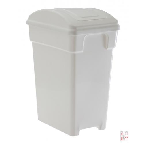 Tarro De Residuos 5 Litros Tapa Vaiven