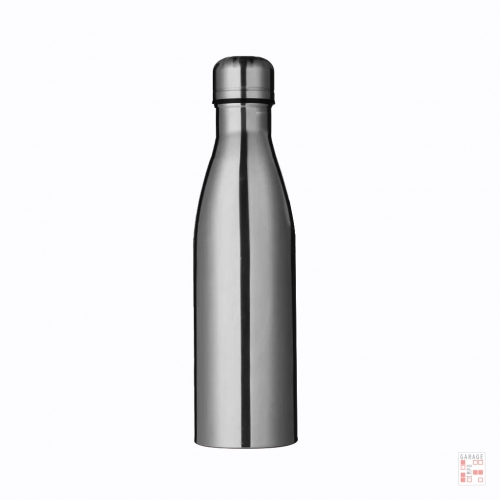 Botella Térmica En Acero Inox Doble Pared 500 Ml