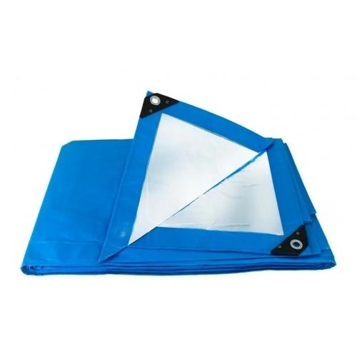 Lona impermeable con protección UV confeccionada en PE (5x4)
