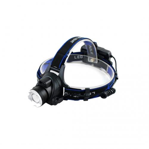 Linterna Minero Led T6 5w con Sensor De Movimiento