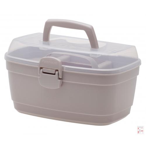 Caja Organizadora Multiuso Con Bandeja -M-